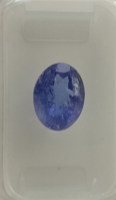 Tanzanite  Violetish Blue 2.06 ct *** No Reserve ***