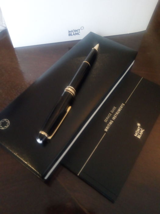 MONTBLANC MEISTERSTUCK rollerball pen - Gold MD1836423