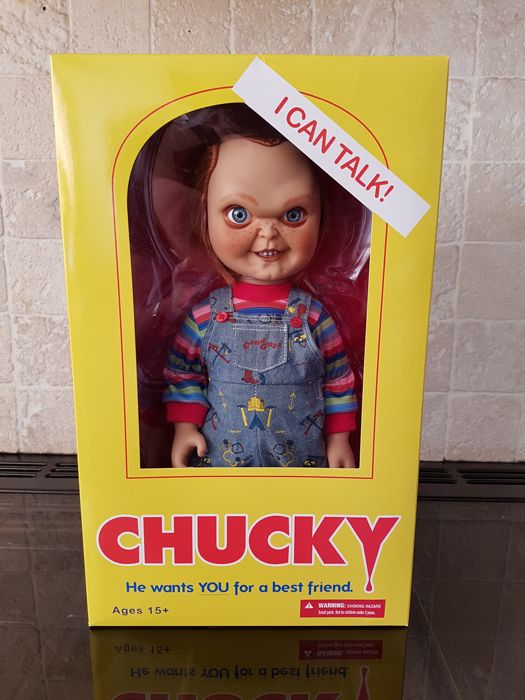 Chucky Doll Childsplay 2 In Sealed Box Never Been Opened Catawiki