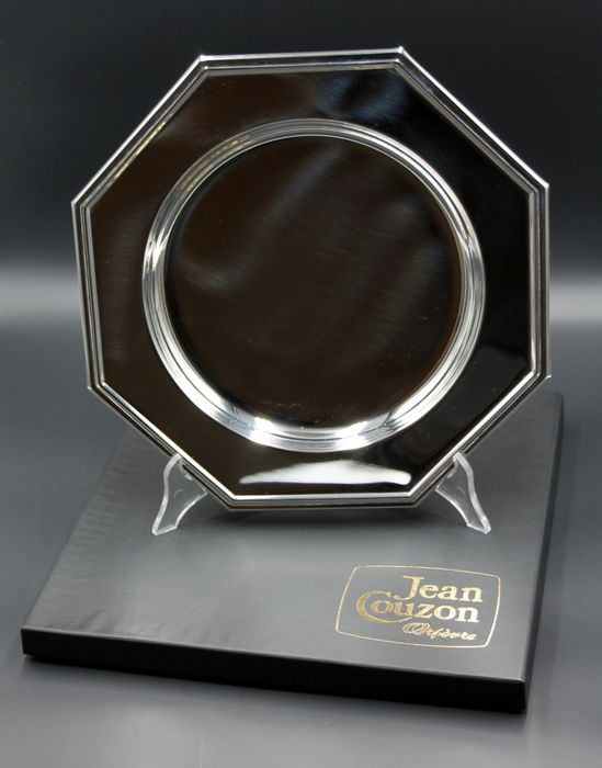 JEAN COUZON Orfèvre - 18/10 stainless steel - 13-piece table set, NEW, in its original boxes