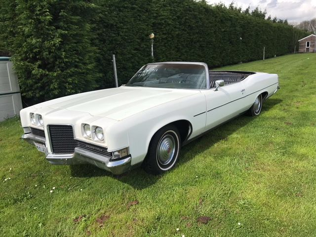 Pontiac - Grand Deville Convertible - 1971