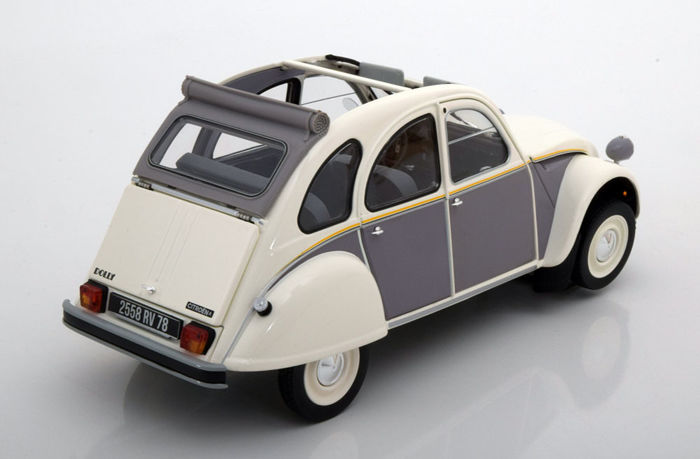 norev - 1 18 - citroen 2cv dolly jaar 1985