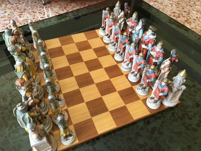 Artistic Chess