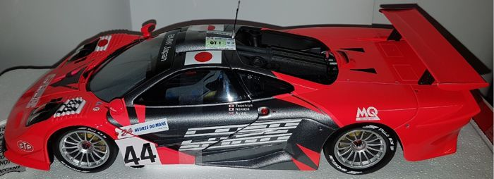 Minichamps - Scale 1/18 - McLaren F1 GTR 24 Hours of Le Mans no. 44