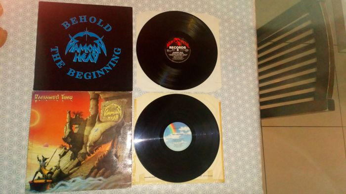 Diamond Head x4 Album's