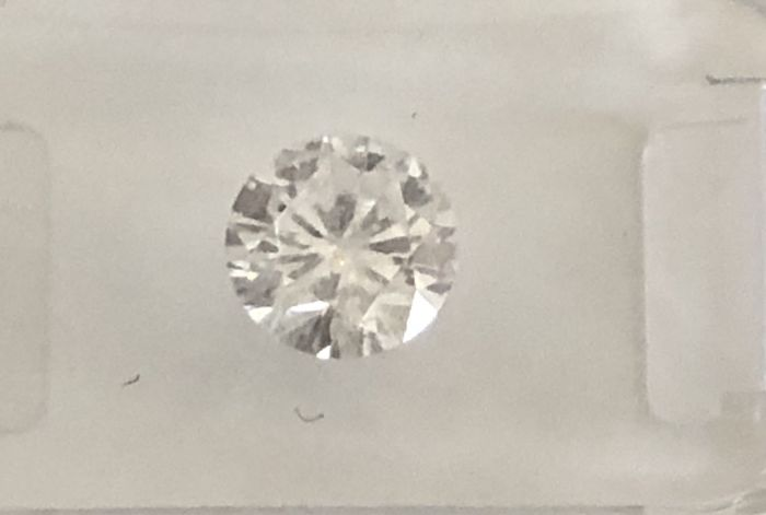 1.00ct Round brilliant - cut Diamond Natural E SI2