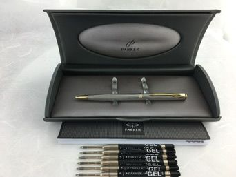 Parker Insignia Sterling Silver ballpoint pen