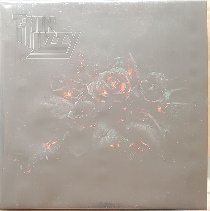 Thin Lizzy  2LPs  Black White Marbled Vinyl  200 Copies Only