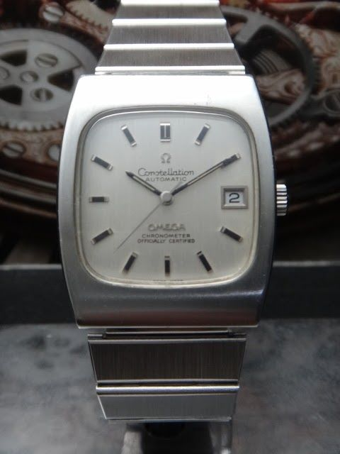 Omega - Constellation Chronometer - Men - 1970-1979
