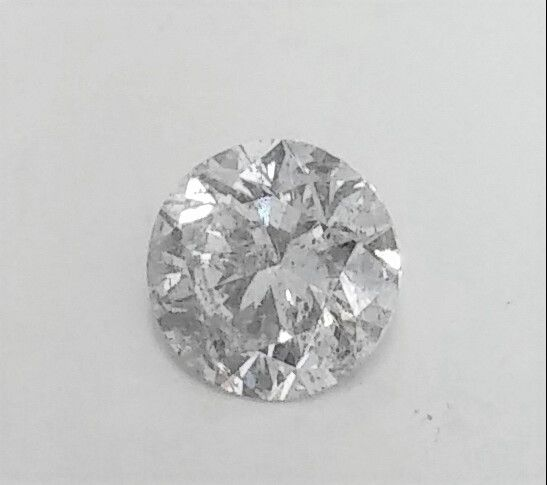 Round Brilliant Cut  - 1.20 carat - E color - SI1 clarity- Comes With AIG Certificate + Laser Inscription On Girdle - 3 x EX.