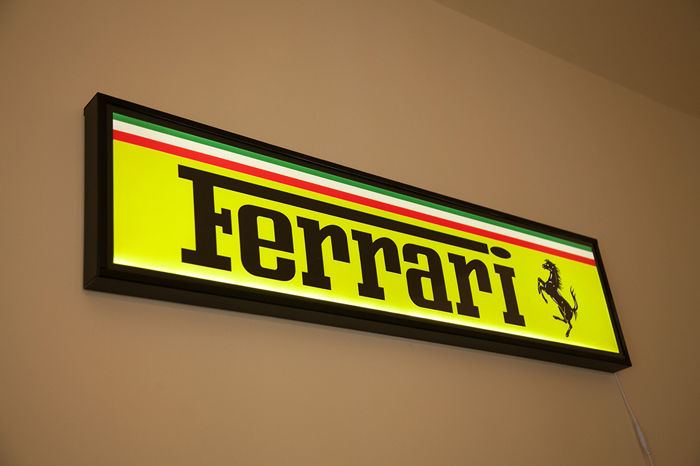 Ferrari - panel light led 120 x 30 x 5