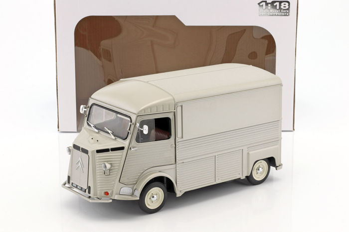 Solido - 1:18 - Citroën Type HY 1969