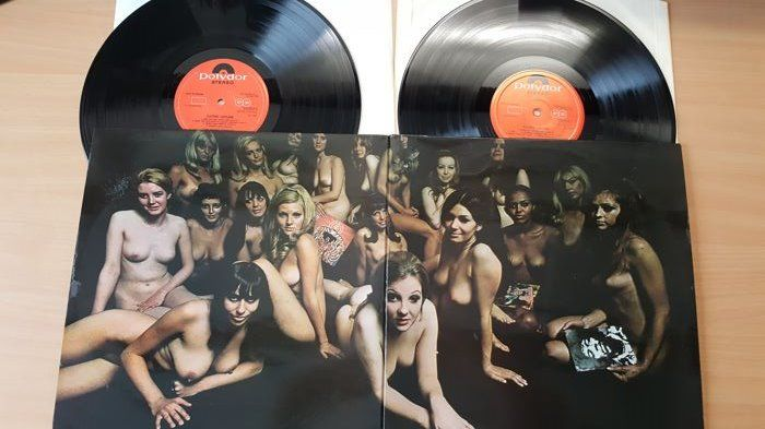 "Jimi Hendrix Experience -""Electric Ladyland"" record album"