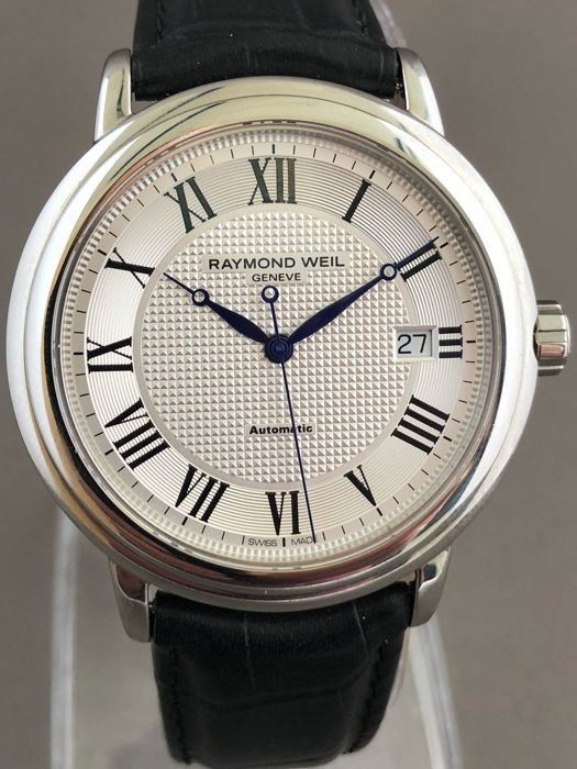 Raymond Weil - Automatic Date  - 2837-V068283 - Heren - 2011-heden