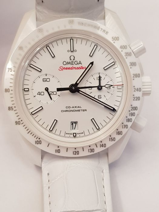 "Omega - Speedmaster ""White side of the Moon"" - 311.93.44.51.04.002 - Unisex - 2011-heden"