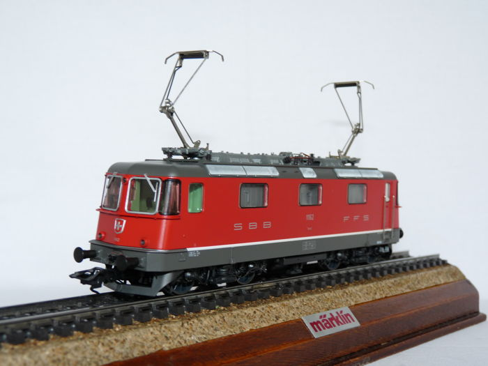 Märklin H0 - 3434 - Electric locomotive - Serie Re 4/4 - SBB-CFF