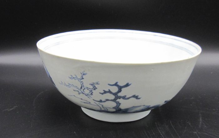 The Nanking cargo larger porcelain bowl - China - circa 1752