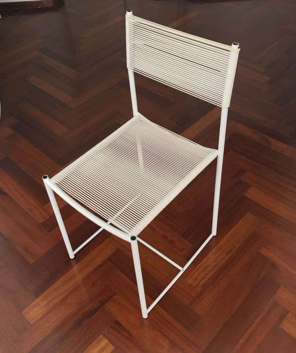 Gian Domenico Bellotti - Alias - 'Spaghetti' chair