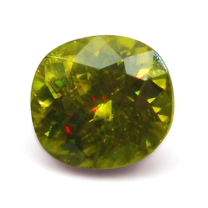 2.96ct    Sphene (Titanite)