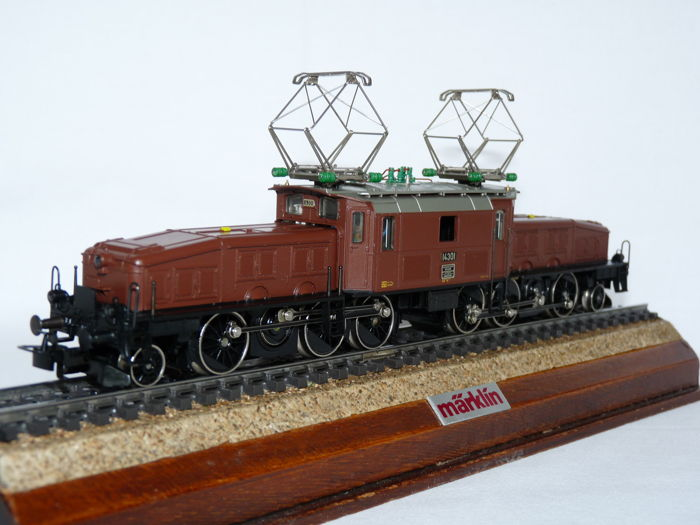 Märklin H0 - 3352 - Electric locomotive - Ce 6/8 III 'Krokodil'  - SBB