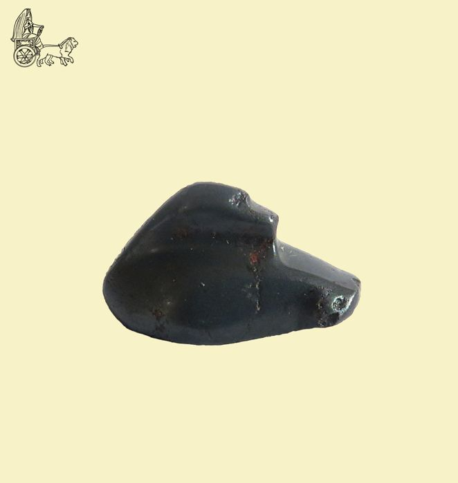 Duck shaped weight - Near East - 17.7 x 1 cm