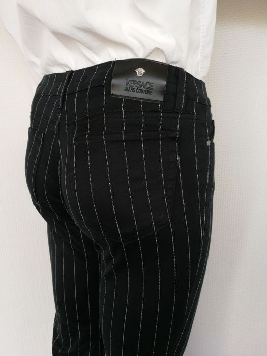 Versace - Couture Jeans - Made in Italy