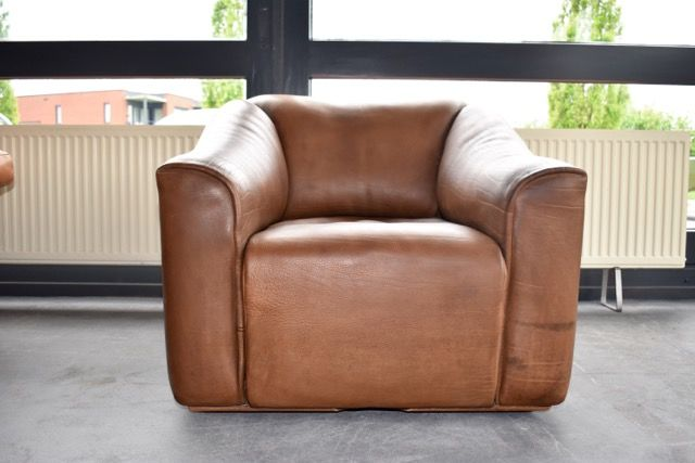 De Sede - DS 47 Bull hide chair