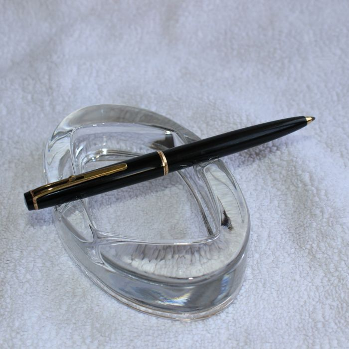 Vintage Montblanc 38 Automatic Ballpoint Pen,Very Nice  Very Rare Colectors Pen 1950's Year