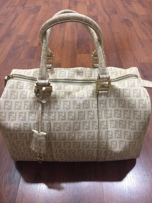 468e9d3a8127 Fendi - Boston Bag -  No Minimum Price  - Catawiki