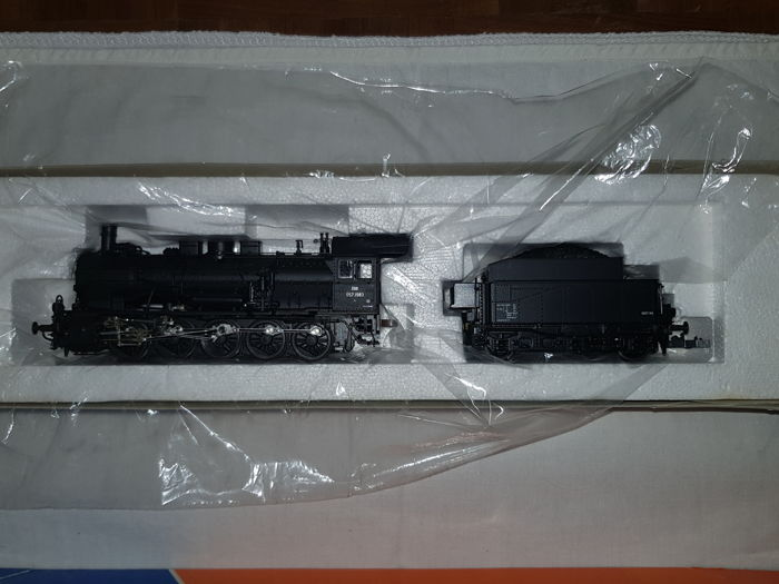 Roco H0 - 43223 - Steam locomotive with tender - BR 657 - ÖBB