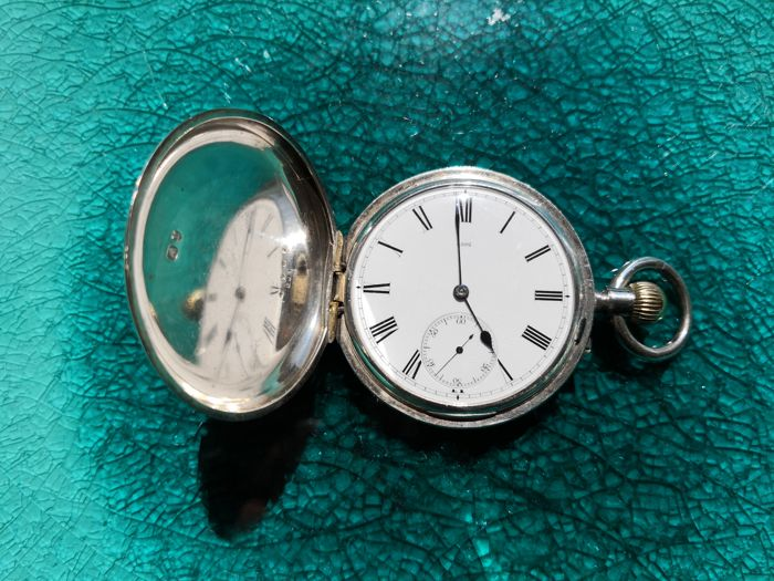 Army & Navy Cooperative Society Ltd - pocket watch  - 4502 - Men - 1850-1900