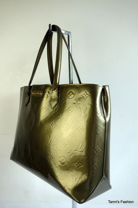 Louis Vuitton - Vernis Wilshire Tote Bag -  No Minimum Price  - Catawiki 4104bb581d756