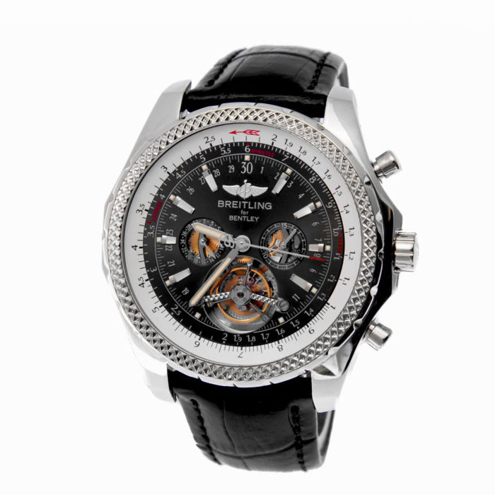 Breitling - Bentley Mulinner Tourbillon Chronograph - Men - 2011-present