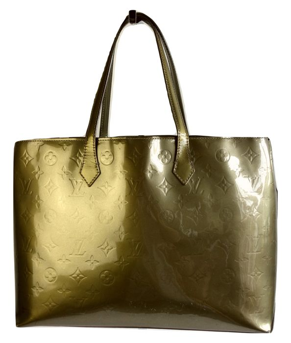 3f959bfd9a78 Louis Vuitton - Vernis Wilshire Tote Bag -  No Minimum Price  - Catawiki