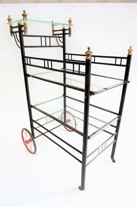 Fabrikant onbekend - Vintage Bar Trolley