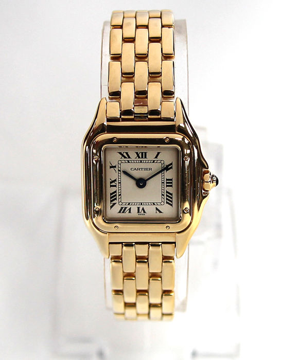 Cartier - Panthere - 33013 - Dames - Does Not Apply