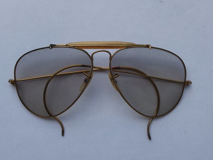 fc32010367a Ray-Ban B L Outdoorsman Changeables Sunglasses - Vintage - Catawiki