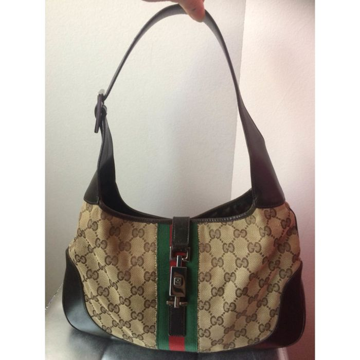 33b83d07a13a Gucci – Jackie hobo bag - Catawiki