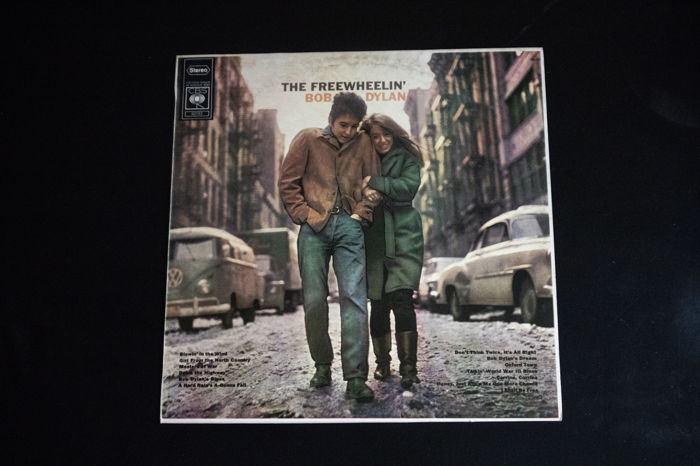 Bob Dylan and Joan Baez : a collection of three Bob Dylan's and four Joan Baez vinyl albums (overall 11 LPs) in VG+ condition