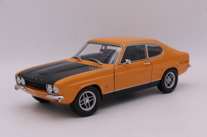 MiniChamps - 1:18 - Ford Capri RS 2600 - 1970 - Limited Edition 576pc