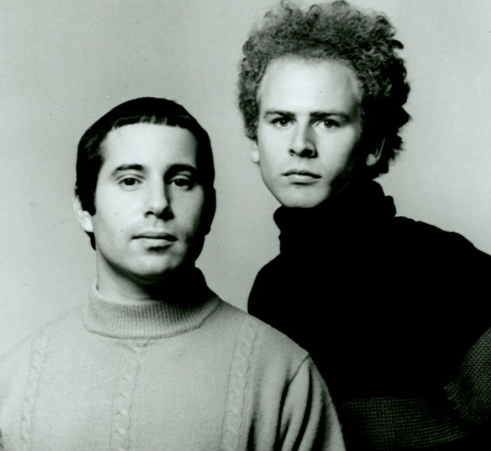 Collection Simon and Garfunkel: Together and Solo. 12 vinyl albums and 2 DVDs
