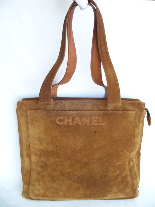 f353f58cf75 Chanel - Timeless Classic double-flap + Chanel Grand Tote bag -  No Reserve