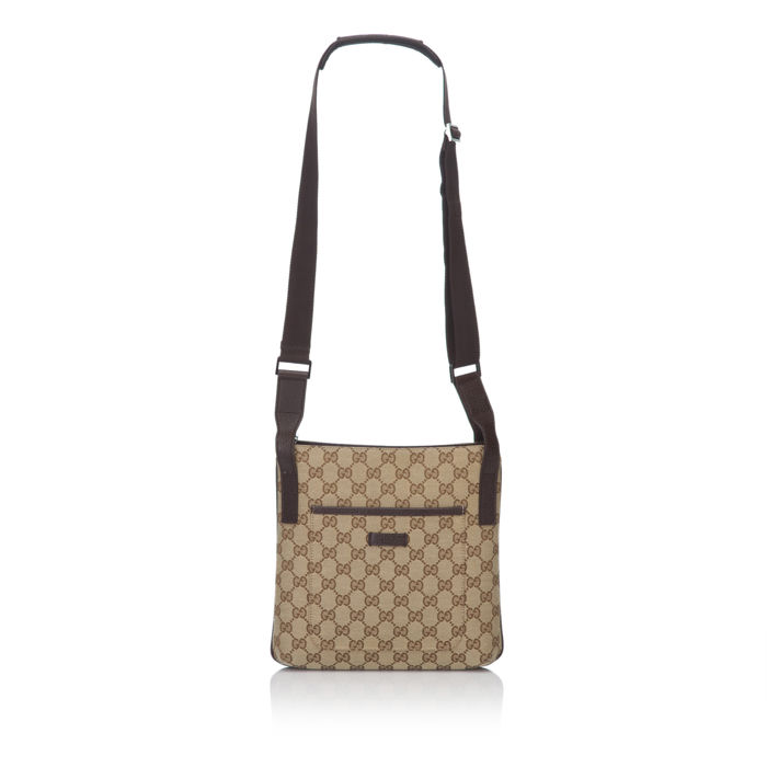 Gucci - Guccissima Jacquard Shoulder Bag - Catawiki 1a10c5cfa515