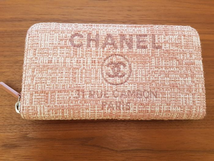 Chanel - Deauville Cruise 2018 Limited Edition Cartera
