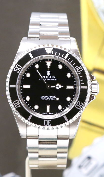 Rolex - Submariner 14060M  - Men - 2000-2010