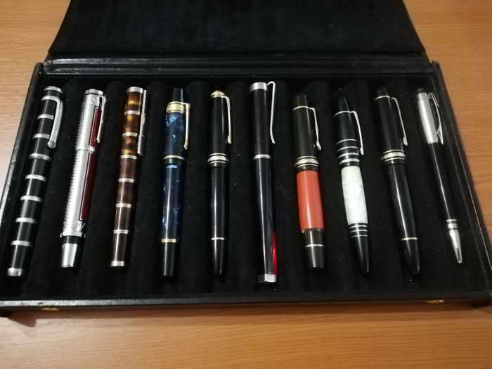 Rare Montblanc Collection