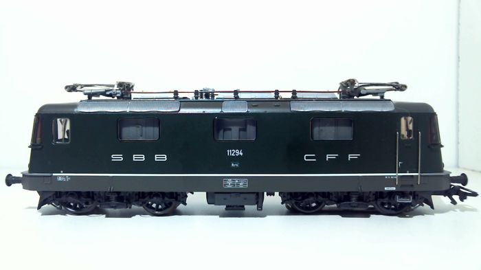 Märklin H0 - 34341 - Electric locomotive - Re 4/4 - SBB-CFF