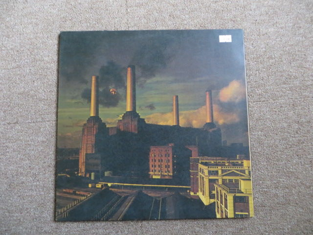 Pink Floyd - Animals, More, the Wall, the Final Cut, Whish you were here - Flera titlar - 2xLP Album (dubbelalbum), LP-skivor - 1975/1983