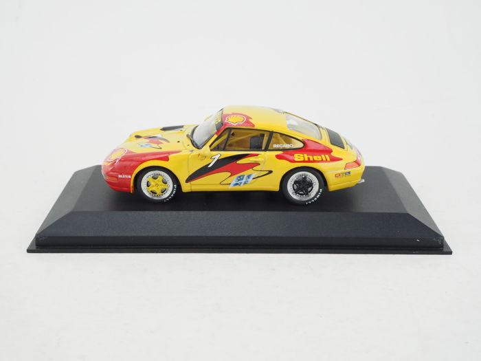Minichamps - Scale 1/43 - Porsche 911 supercup 1994 no.1