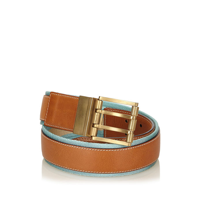 Gucci - Stripe Belt